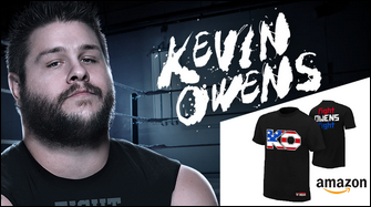 Kevin Owens T-Shirt