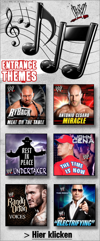 WWE Entrance Themes