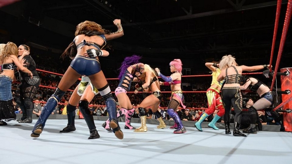womens battle royal 20.03.18