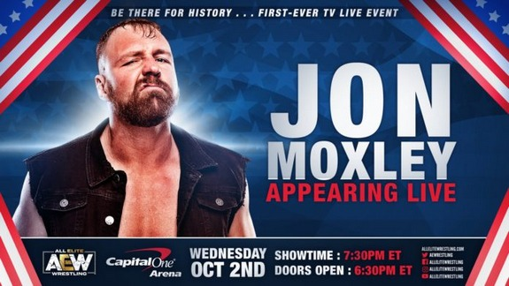 moxley debut 11.08.19